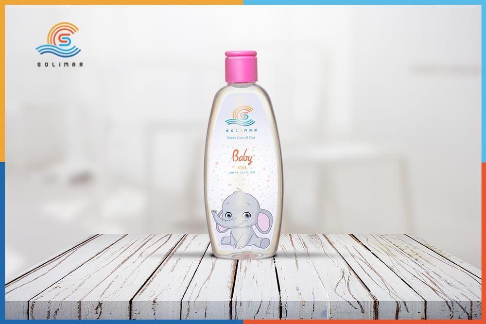 Baby Oil.