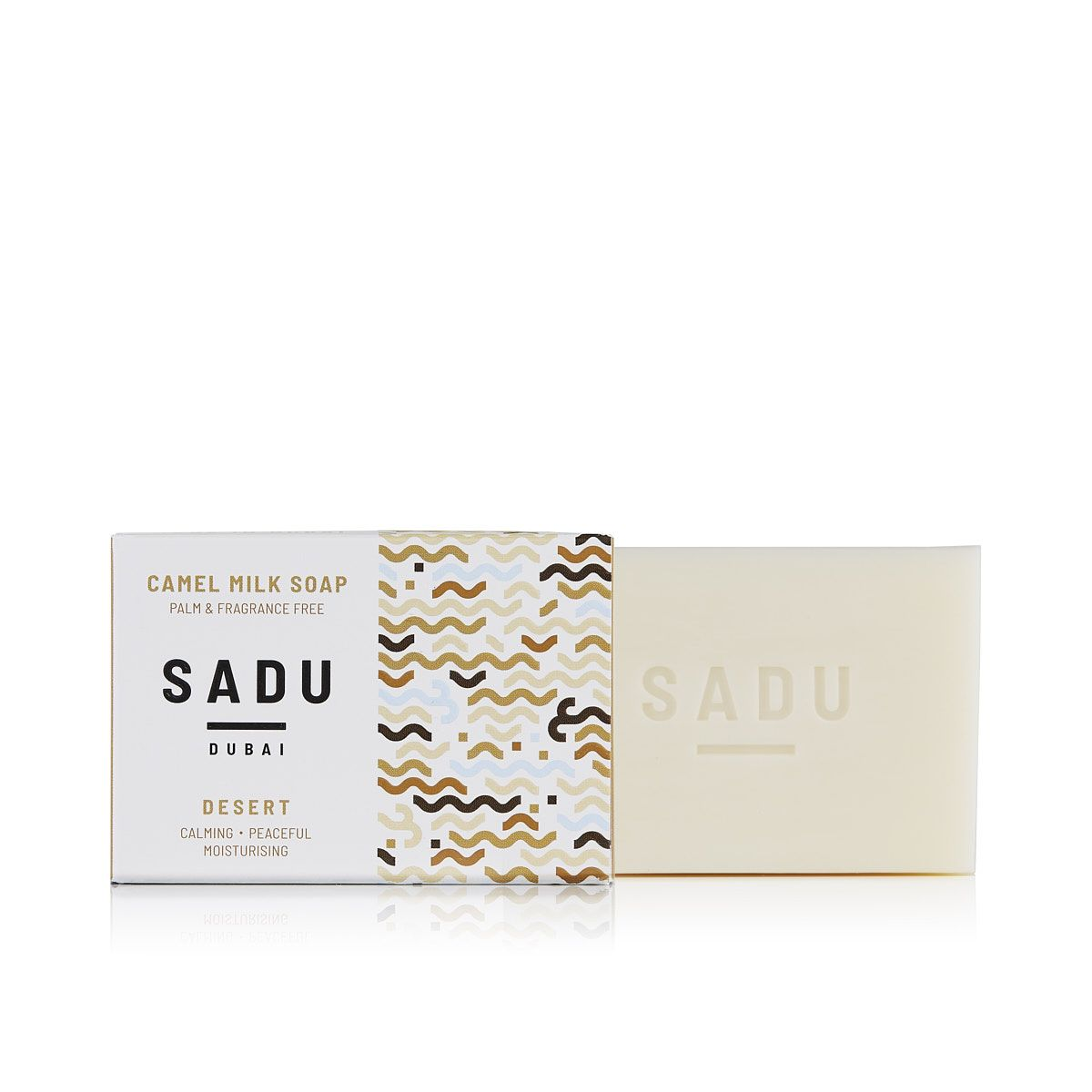 Camel milk soap Unscented - SADU collection