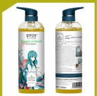 daily use hair shampoo no sulfates, no parabens, cruelty free, no silicones