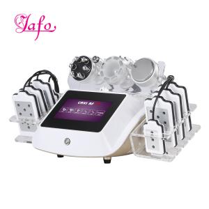 2021 Hot Selling Cavitation RF Laser Vacuum Fat Reduce cavitation lipo laser Body Slimming Machine