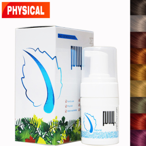 FULLY Natural Second Generation Water Washable Hair Dye Instant Hair Color