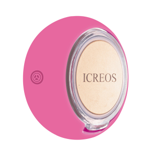 ICREOS multifunction handheld led face care device high frequency galvanic facial machine beauty products wholesale nagetive ion