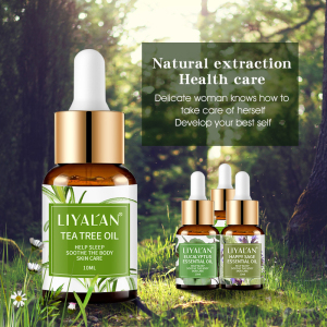 LIYALAN professional beauty essential oil set, 9 beauty massage essential oils customized by OEM