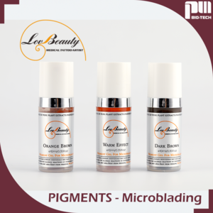 LovBeauty Microblading Pigment Organic Micro pigmentation For Permanent Makeup Cosmetic Tattoo Ink