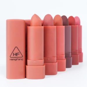 New Style Fashion  Long-lasting  waterproof matte Lipstick set 6 Colors Lip Kit