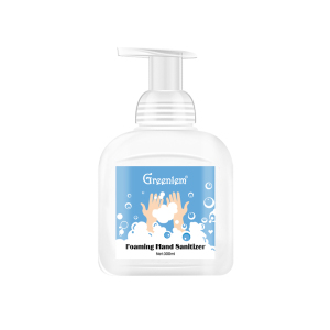 Private label Antibacterial Deep Cleansing waterless Bubble Hand Sanitizer Wash Liquid Soap