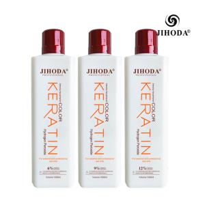 Private label  Professional hydrogen hair color developer  peroxide mix with color  oxidant 10vol 20vol 30vol 40vol