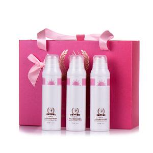 Wholesale milk  skin care ultraviolet-proof  natural sunscreen