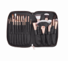 26pcs Cosmetic Brush Set Makeup Brush with Zipper Pouch