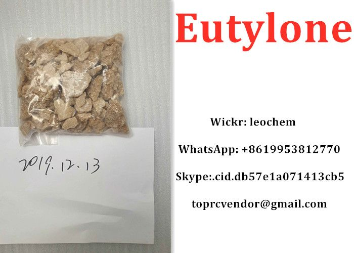 eu eutylone research chemical Strongert stimulant eutylone WhatsApp: +8619953812770