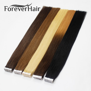 Express New Design Private Label 100% Human Hair Virgin cheap tape hair extensions