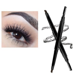 Best Waterproof Thin Oem Organic Private Label Flat Eyebrow Pencil