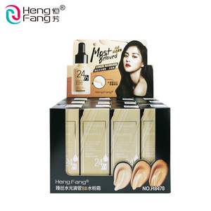 High quality new products 2019 fashion shape all skin suit beauty makeup waterproof liquid foundation