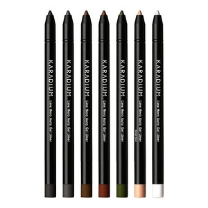 KARADIUM Line Hero Auto Gel Liner / 140 hours Long lasting Gel Eyeliner / Waterproof Eyeliner / 7 Colors / Korea Cosmetic