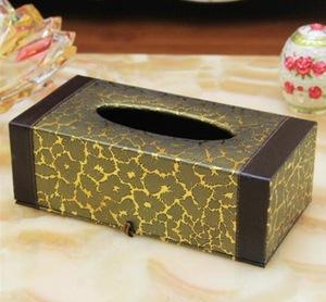 Modern Design PU Cardboard Box Facial Tissue In Dubai