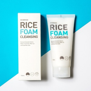 SKINMISO Rice Foam Cleansing K-Beauty Korean Cosmetic Beauty  Wholesale Face Mask Makeup Natural Skin Care  Products in Korea