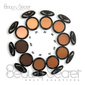 Wholesale Makeup Private Label Pressed Foundation