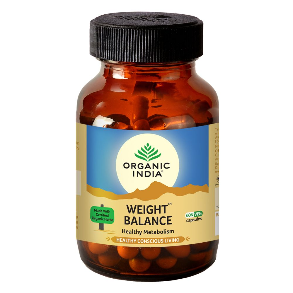 Organic India Weight Balance Capsule