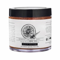 Timeless Beauty Secrets Organic Paraben Free  Skin Lightening Face Scrub For Normal to Oily Skin