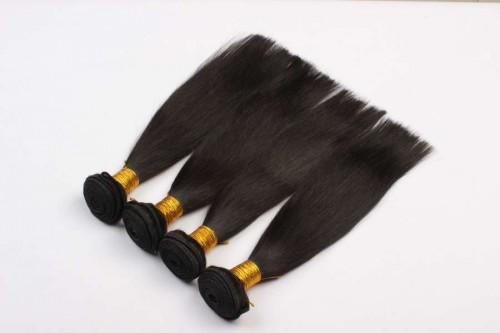 Straight Hair Weave 10A