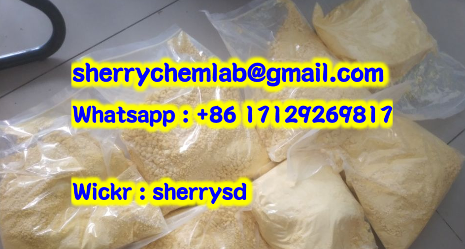 Sell new yellow 4CLADB 4cladb 5CLADBA 5cladb safe factory strong99(sherrychemlab@gmail.com)