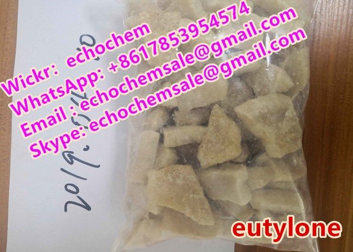 Chemical eutylone eu Crystal Tan EUTYLONE From Reliable Supplier in china Skype: echochemsale@gmail.com