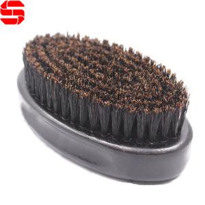 Bristle Barber Brush Beard Shaving Beard Comb and Brush Wave Brushes