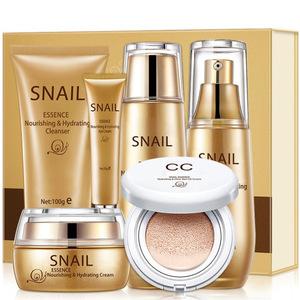 China wholesale private label service 6 piece skin care set