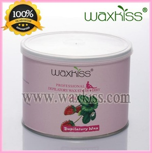Colorful 400g&800g depilaotory wax for salon and spa use/hair removal honey wax