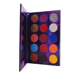custom logo choose colors empty eyeshadow palette private label eyeshadow makeup eyeshadow palette