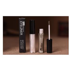 Factory direct hot sale china brand high quality liquid eyeshadow eye liner waterproof liquid glitter eyeliner