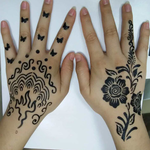 India Type Airbrush Henna Sticker Henna Tattoo Stencil