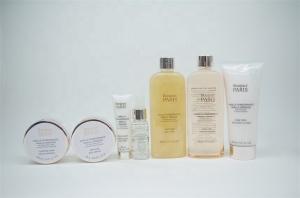 Luxury Bath Product Bath Gift Set with elegance paper box
