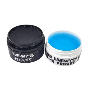 Man Daily Use Professional hair Moisturizing Hair Pomade Wave Water Based Hair Wax