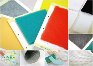 Non-woven fabric for Other Breast Care Products