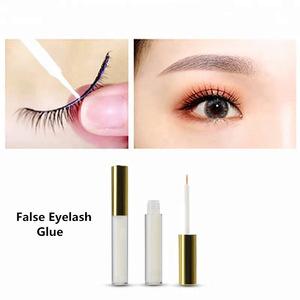 Private label transparent eyelash glue make your own logo long lasting wholesale eyelash glue