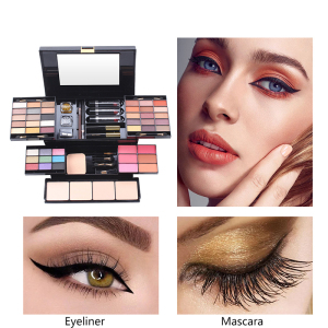 Ready to ship 49 colors Professional Complete Eye shadow Makeup Palette Set