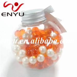 round bath oil beads