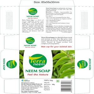 Terra Herbal Neem Soap