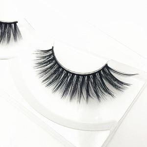 Wholesale Premium Korea PBT fiber 3d silk lashes private label false