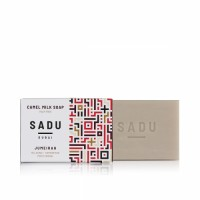 Camel milk soap Vanilla Wood. SADU collection