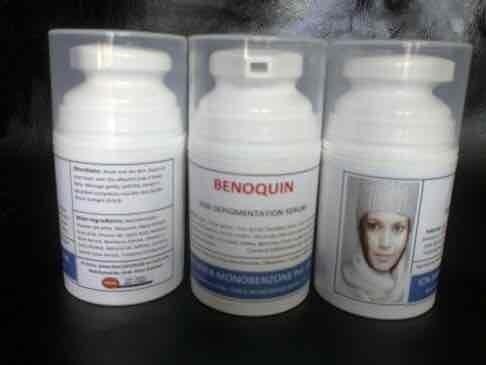 Monobenzone Cream / Benoquin