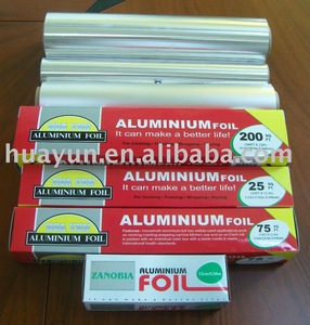8011 Hot Selling Aluminium Foil