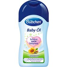 Buebchen baby oil 0,4L