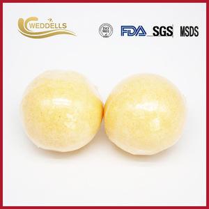 Custom epsom free sample bath salt with gift inside