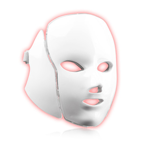Facial Red Sad Light Therapy Bed Pdt Led Light Therapy Mask Machine