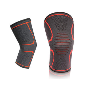Fitness Running Cycling Knee Protector Basketball Football Sport Safety Knee Pads ,Nylon Elastic Knee Brace Support