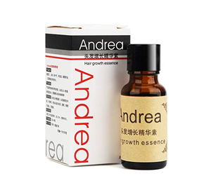free shipping new wholesale Andrea Hair growth  oil , Hair Loss Serum Product for Unisex hair Thickening 20ml