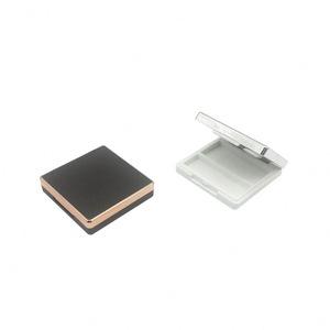 Indonesia Hot Sale Fashion Make Up Empty Blush Compact Powder Puff Case