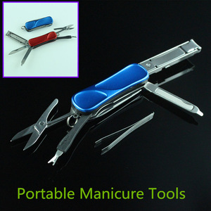 Innovative Pocket Nail Care Multi Cleaning Beauty Tools